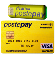 PAGAMENTO POSTAPAY